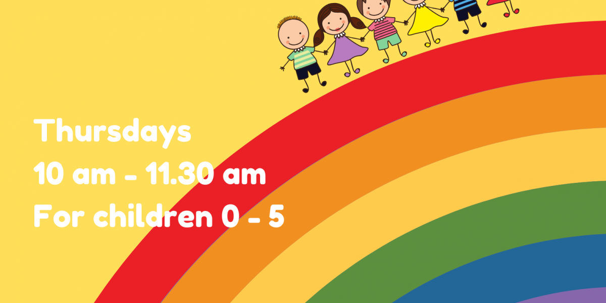 New Ukrainian Children's Playgroup